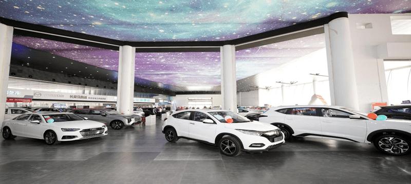 西部国际车城五一购车节盛大启幕,新车、二手车携手钜惠回馈客户