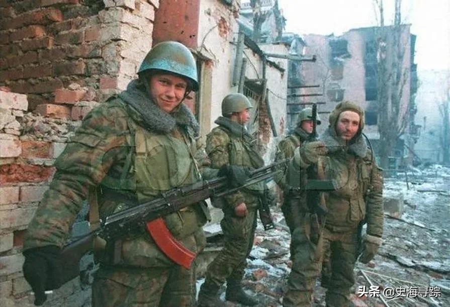 相隔不过五年,为何俄军能在二次车臣战争中一雪前耻?