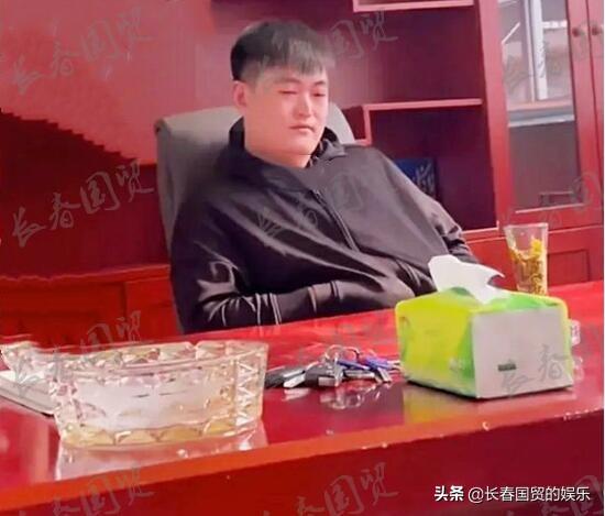 【赵本山24岁儿子近照曝光】高大威猛身材健硕,不靠老爸自己创业