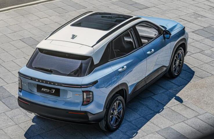 新宝骏RS-3销量几乎腰斩,新宝骏玩不转低端经济市场了?