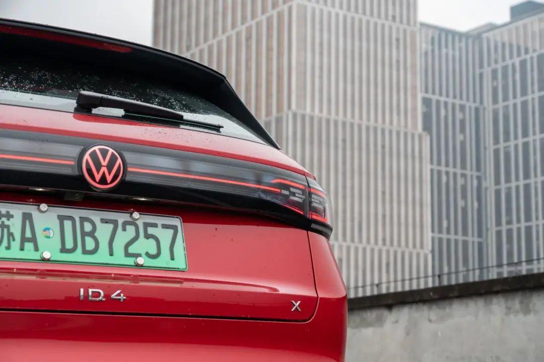 """深度体验上汽大众ID.4 X,这才是属于""""大众""""的纯电汽车"""