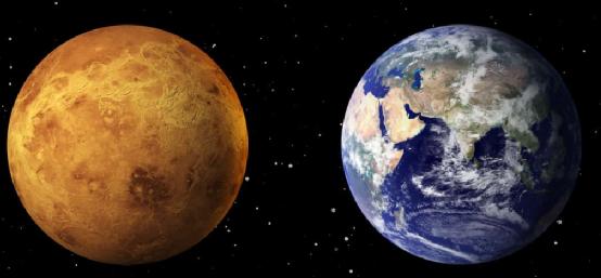 太阳系八大行星之一的金星为何逆转之谜-第2张图片-IT新视野