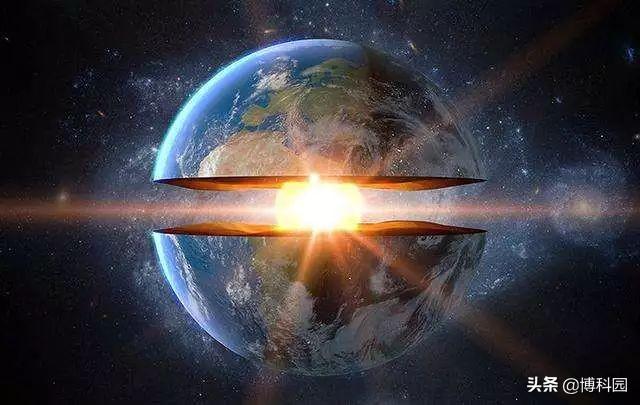 45亿年前地球的自转,有助于形成熔融岩浆海洋!