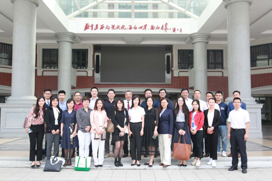 博实乐辅助教育板块联动K12国际化学校开展多项交流合作