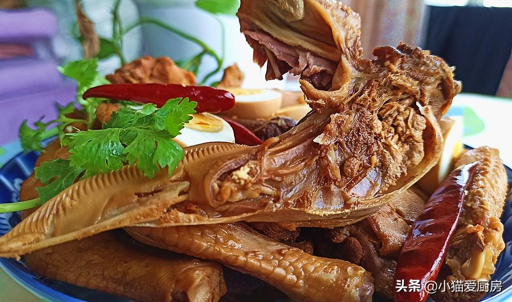 【卤味拼盘】做法步骤图 你们喜欢吃卤味吗?中秋节动手做一个