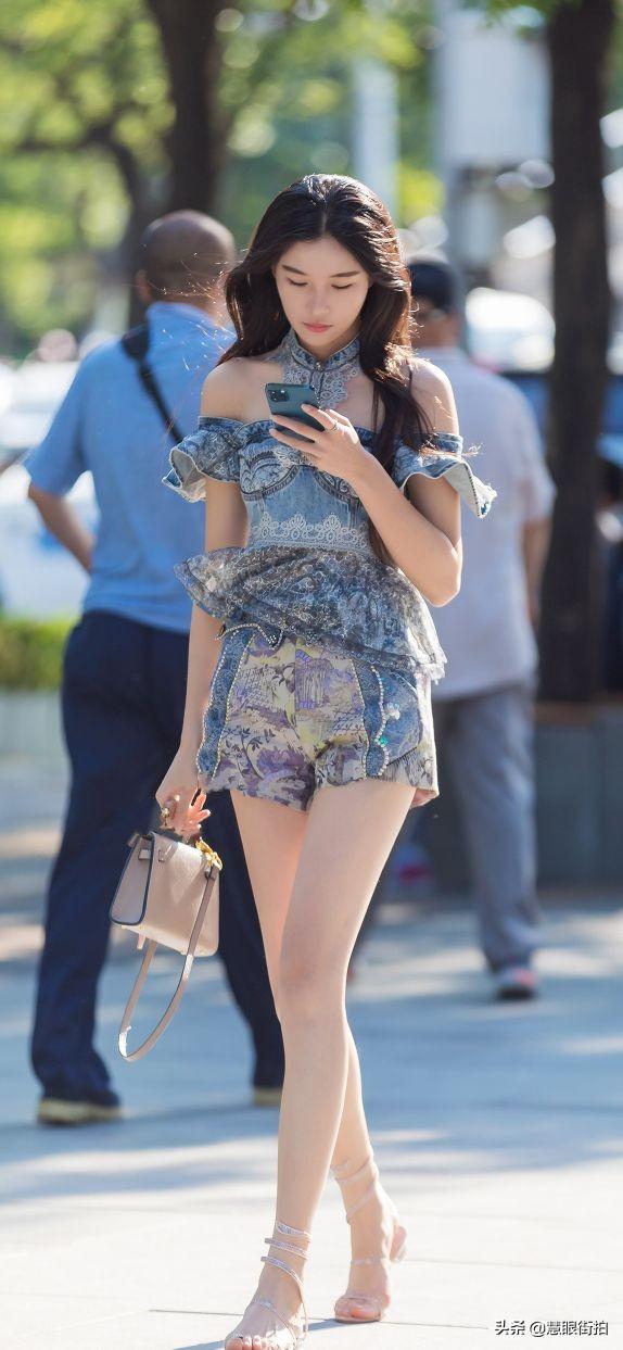 慧眼街拍散图集:街头的不同服饰