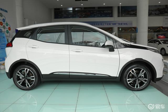 ***美小型suv,北京汽车·新能源的诚意之作