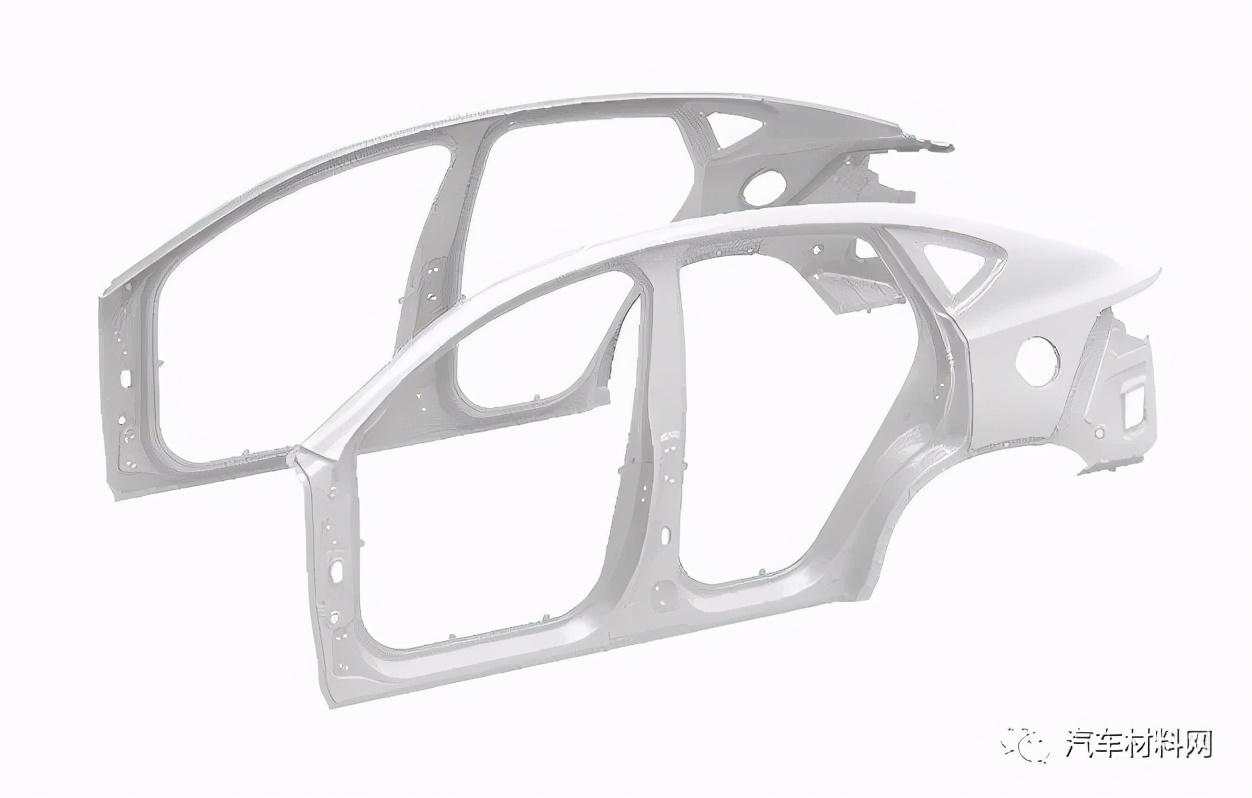 "EV白车身可以100%纯钢?宝钢超轻型高安全""BCB EV""解析"