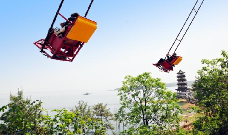 六一送福利!来丹江大观苑景区陪孩子过一个趣味儿童节
