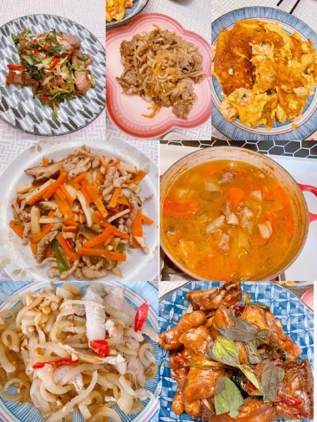 贾静雯亲自为女儿做美食,咘咘大赞妈妈厨艺,吃货模样古灵精怪