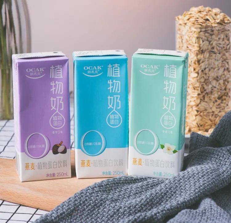 欧扎克植物奶:探寻早餐新消费的正解之路