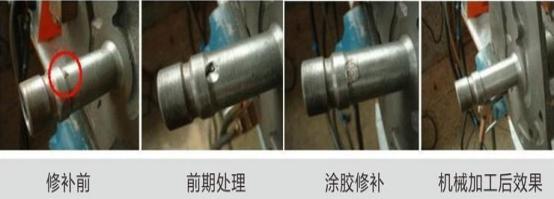 铸造件气孔、沙眼怎么办?RJ铸件修补剂帮助您