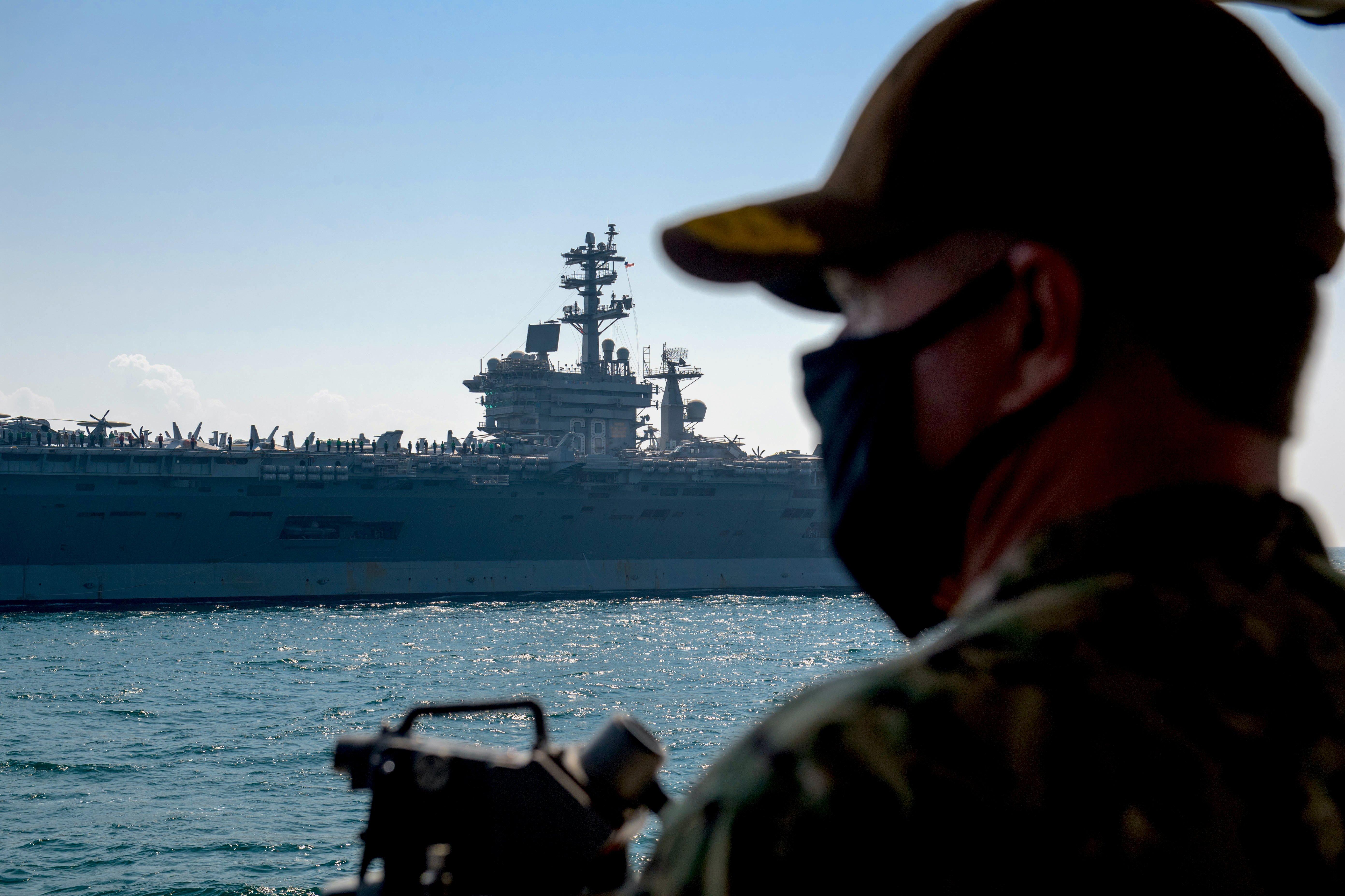 美日再提台海,威慑中国!美国持续挑衅,日本帮腔,中国不惧威胁