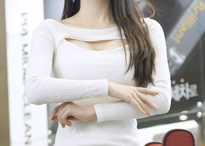韩国车模李佳恩 Lee Gaeun 车展直拍 20200401