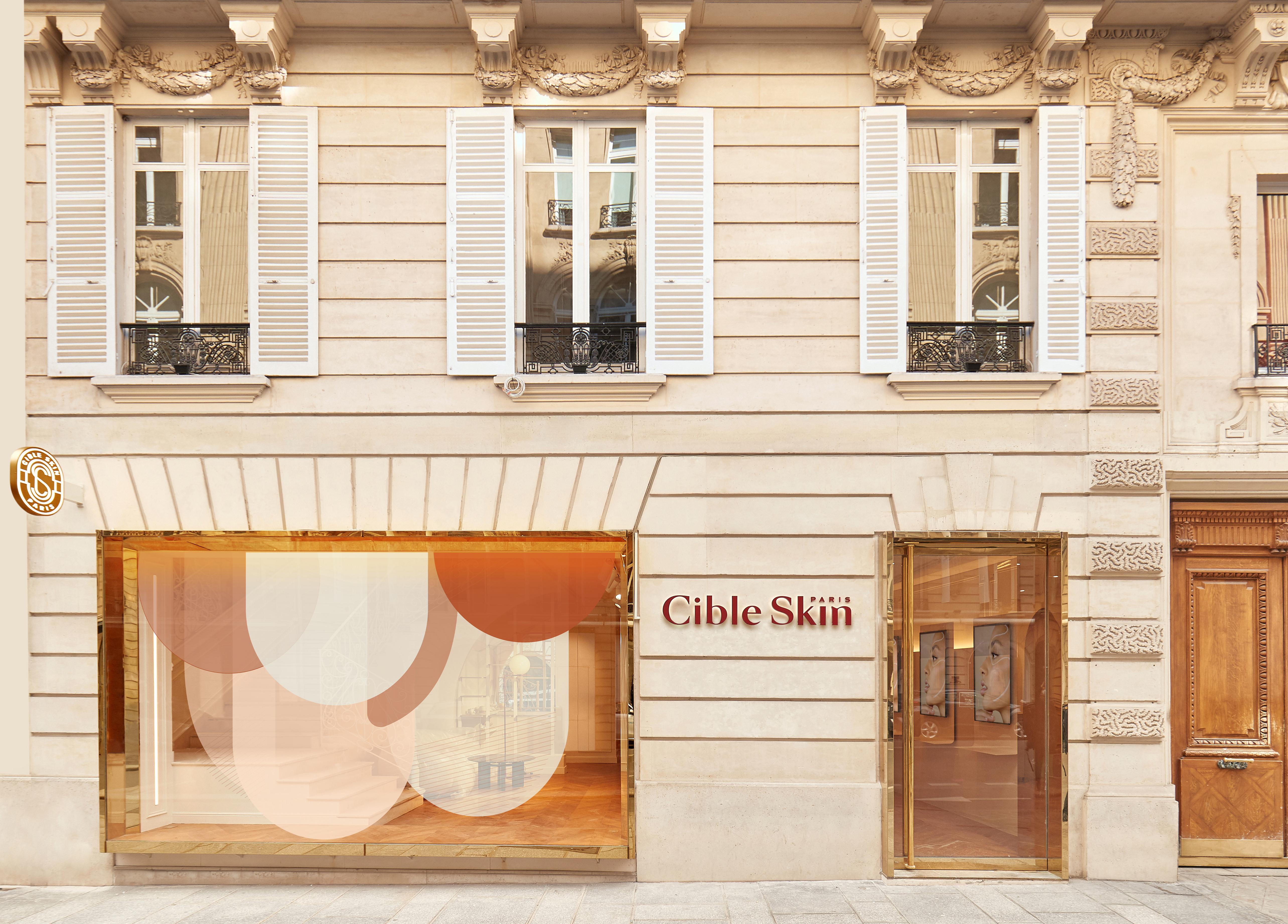 法国医学护肤品牌Cible Skin全新医学护肤旗舰店亮相巴黎黄金三角