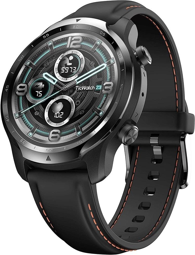 TicWatch Pro 3手表将发布,搭载Wear4100