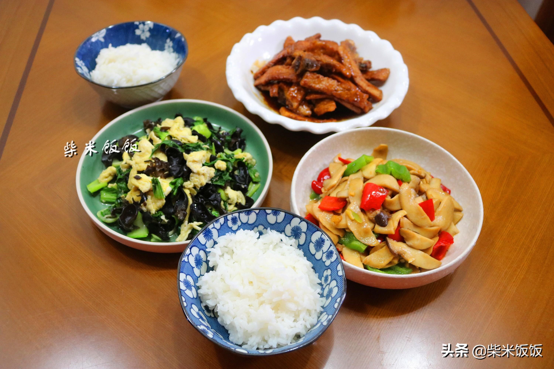 不知晚餐吃什么,看我家5天晚餐分享,营养搭配,好吃实惠