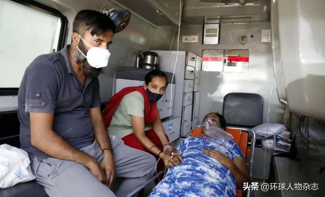 中國女婿親歷印度疫情失控:我是這裡首個打疫苗華人,比起感染當地人更怕失業