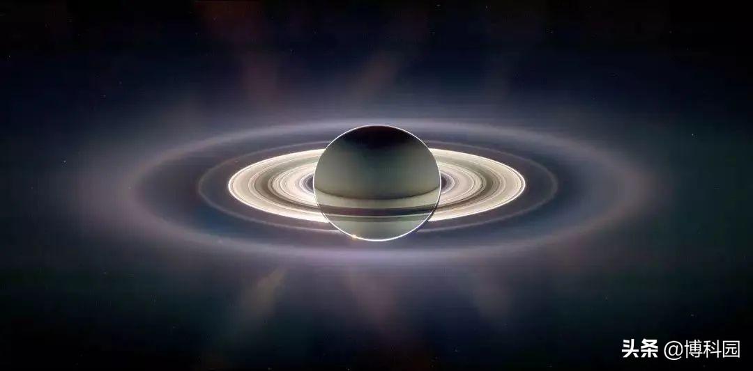 哈勃拍到土星夏季的美景,土星光环也只能再持续3亿年就消失了
