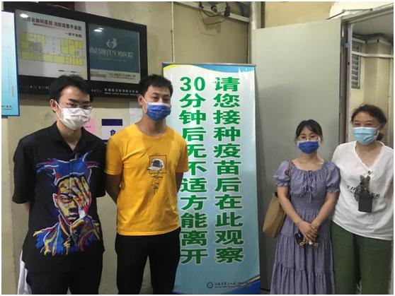 南昌大学附属胸科医院顺利完成研究生新冠疫苗接种工作
