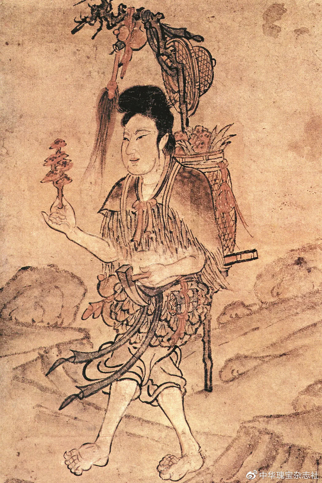 「翟新明」由圣及俗:上古神话与历史