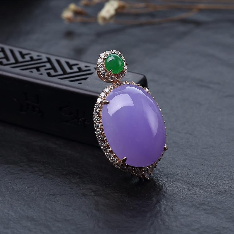 翡翠以紫为贵,紫色真的是最好的吗?