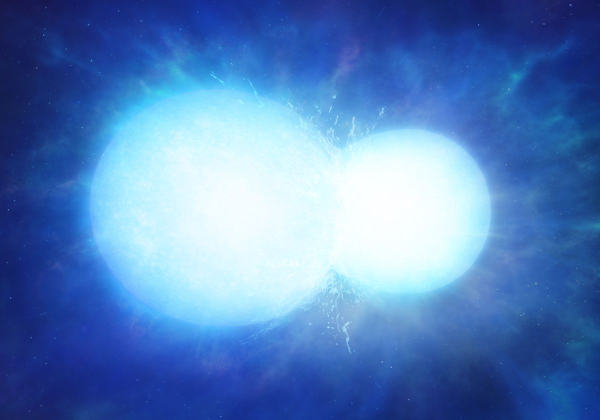 质量是太阳的1.35倍,体积却和月亮差不多,科学家发现了神奇天体