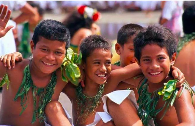 太平洋小岛上的土著,是从哪里来的?DNA表明,和中国有关