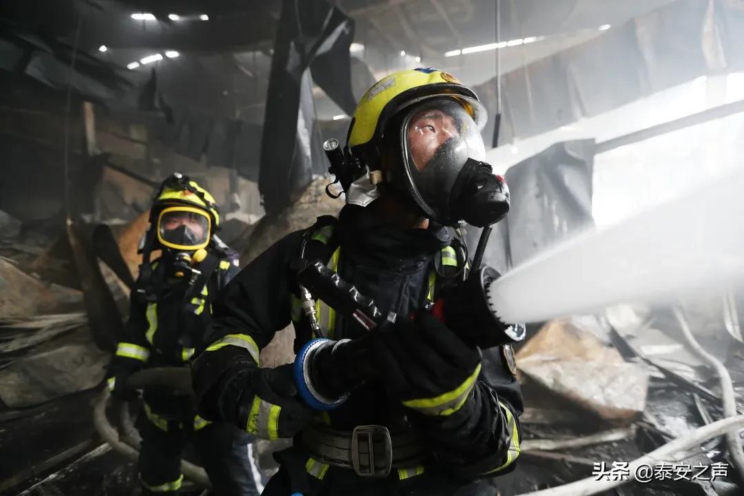 """喜报 """"泰山卫士""""泰安市消防救援支队荣获""""全国文明单位""""称号"""
