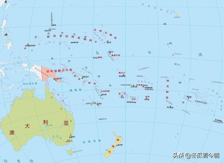 澳大利亚的国土面积排在全球第六位,为什么人口数量却这么少呢?