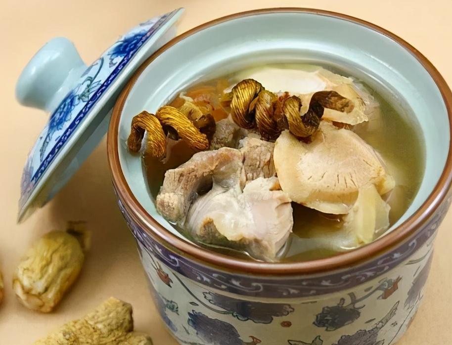 花旗参石斛瘦肉汤的做法步骤图 清香甘甜还健胃