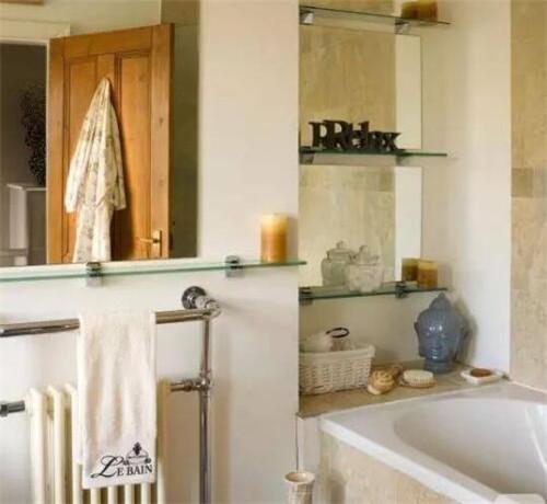衛生間壁龕隔層怎么做?壁龕材質哪種好?做與不做你自己看!