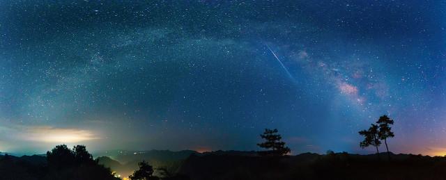"""曾經人類可以看見""""銀河"""",如今幾乎看不到了,這到底是咋回事?"""