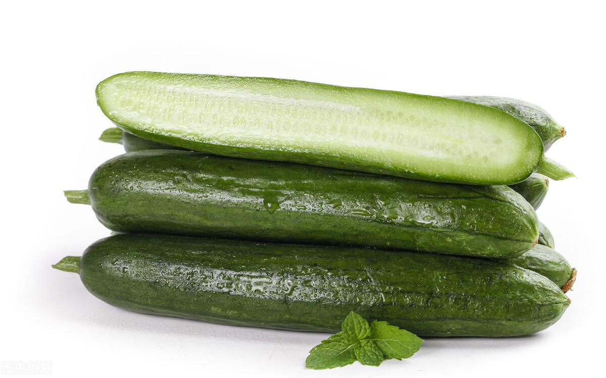 分享挑選黃瓜的小妙招,了解3個方面,選出脆爽可口的黃瓜
