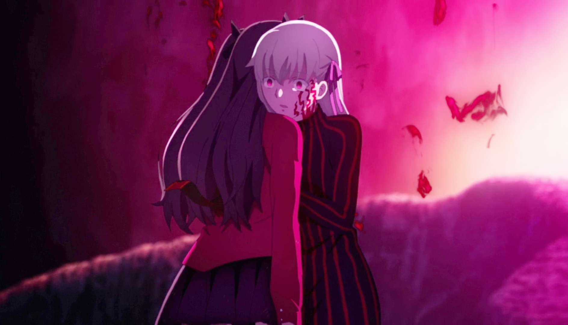 《fate》HF春之歌落幕,巔峰特效背後,小櫻獲得最後的幸福