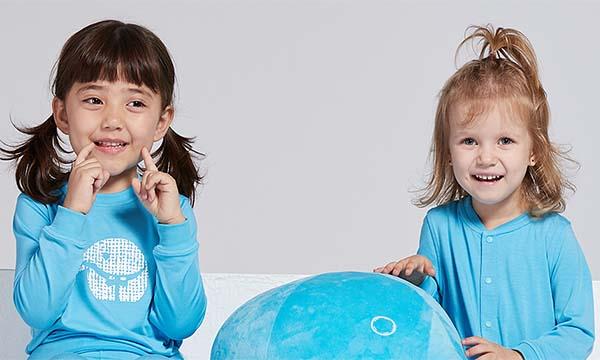 纯棉衣服不排汗?小蓝象9月开启纯棉置换儿童排汗睡衣活动