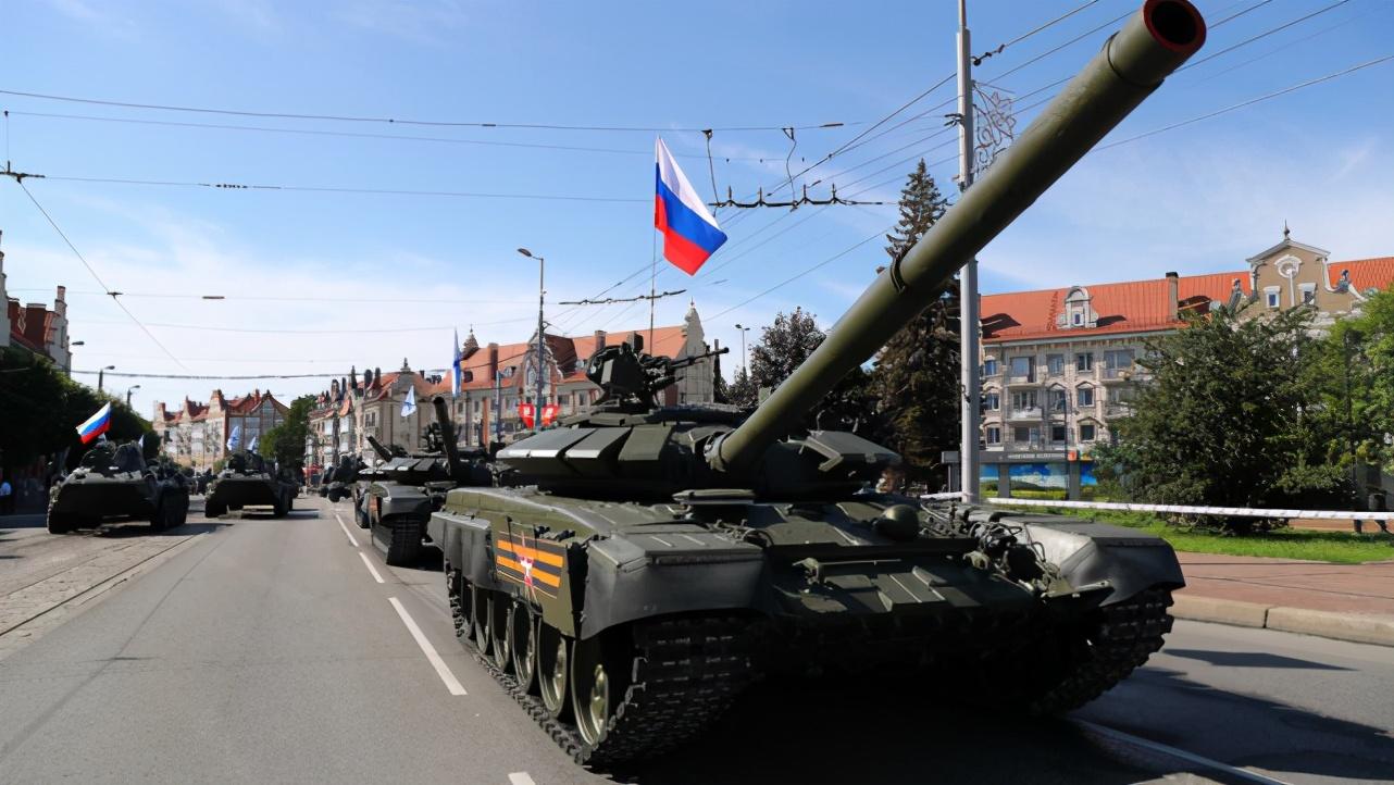 北约向波罗的海边境增兵,俄军采取报复行动,针锋相对组建新部队