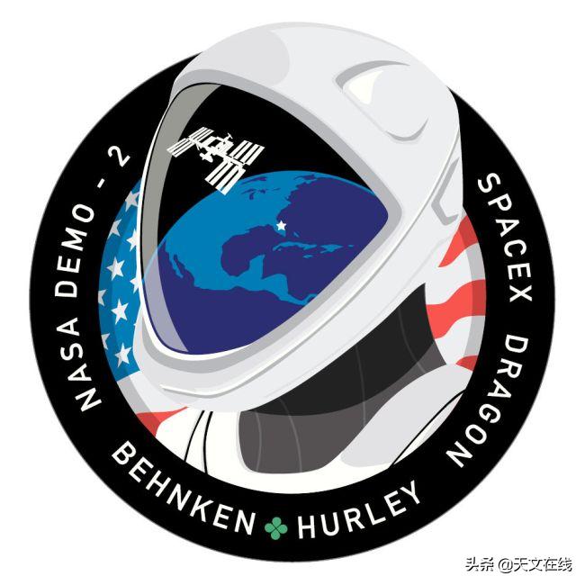 SpaceX的宇航员第一次在发射前放弃佩戴任务贴片