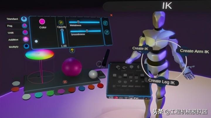 直接可以在VR中建模的软件,做自己的造物主?