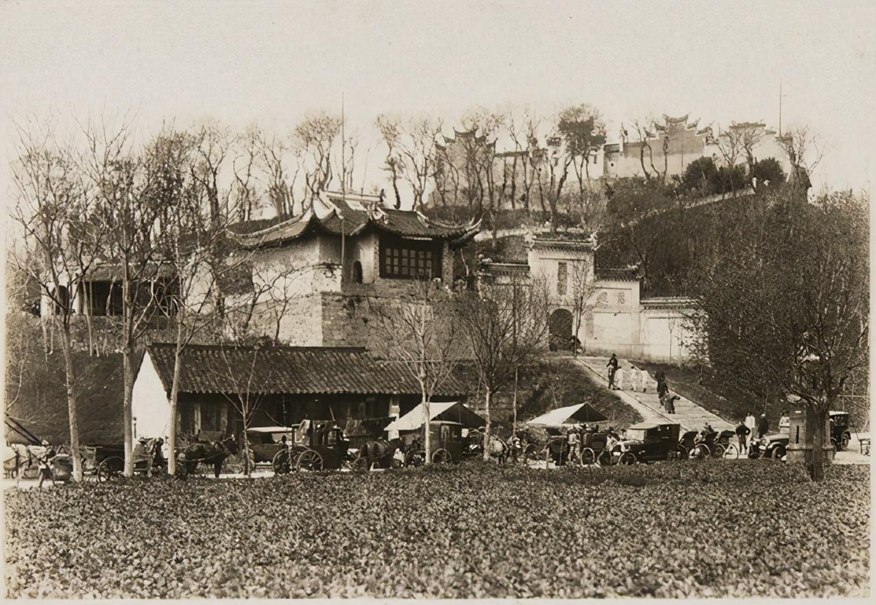 六朝古蹟:南京老照片