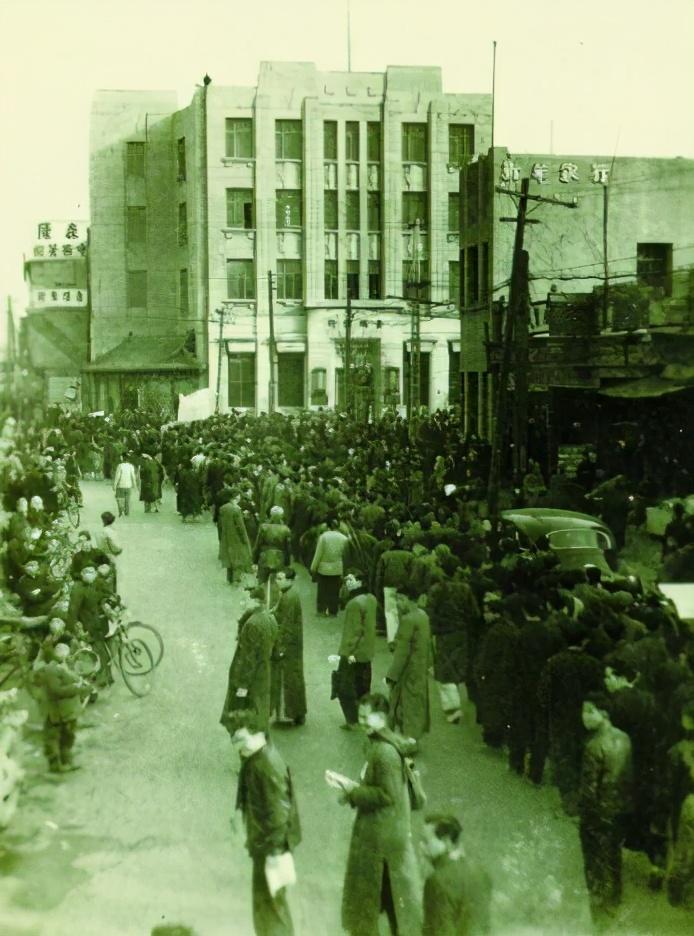 汉中联中在1947——1948年之间的那次学潮