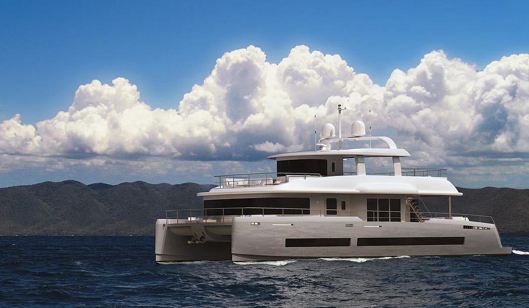 土耳其游艇品牌Licia Yachts发布24米动力双体探险概念游艇