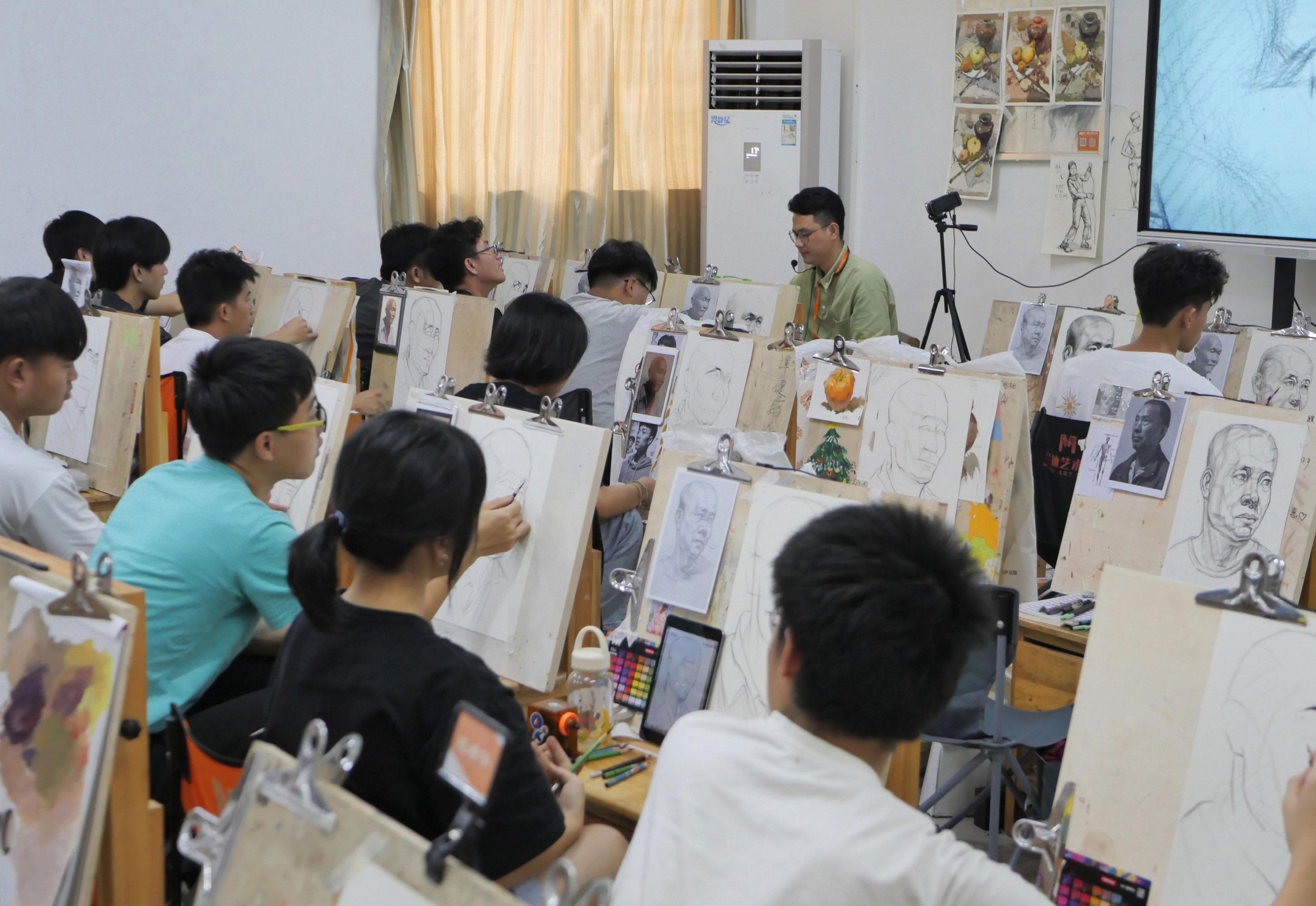 最新公布|九大美院與六大藝術學院的區別,美術生必看