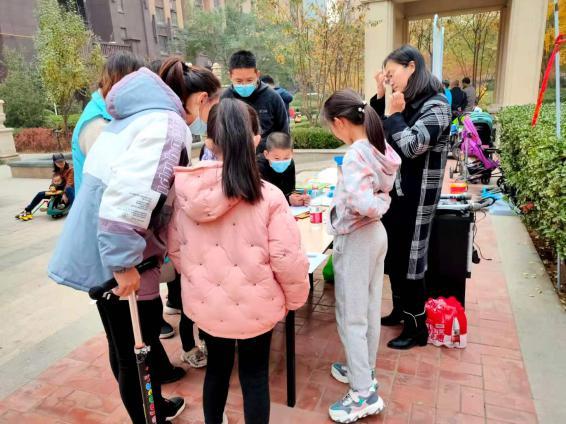 """《科普""""悦""""读》环保科学试验站游园会活动举办"""