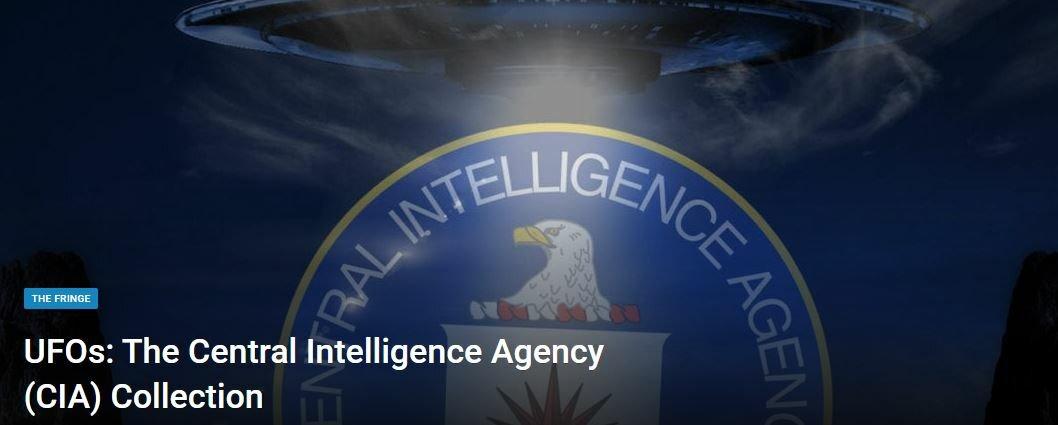 中情局解密了所有的UFO文件,并提供了档案的使用权  中情局 UFO解密 第3张