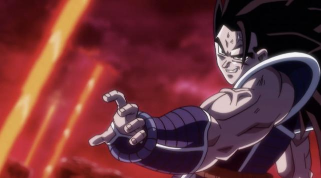 龍珠英雄:黑空擊敗100個悟空,沙魯終於登場