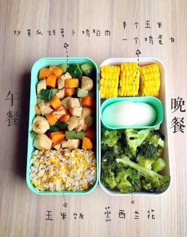 一周减脂餐食谱,每天不重样,一个月可以瘦10斤 减肥菜谱 第7张