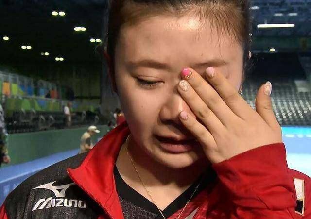 从小哭到大的福原爱,为何成为国乒团宠?刘国梁:谁打哭的谁去哄
