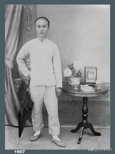 从1907-1968年连续拍摄肖像照,叶景吕 - 平凡人的传奇人生