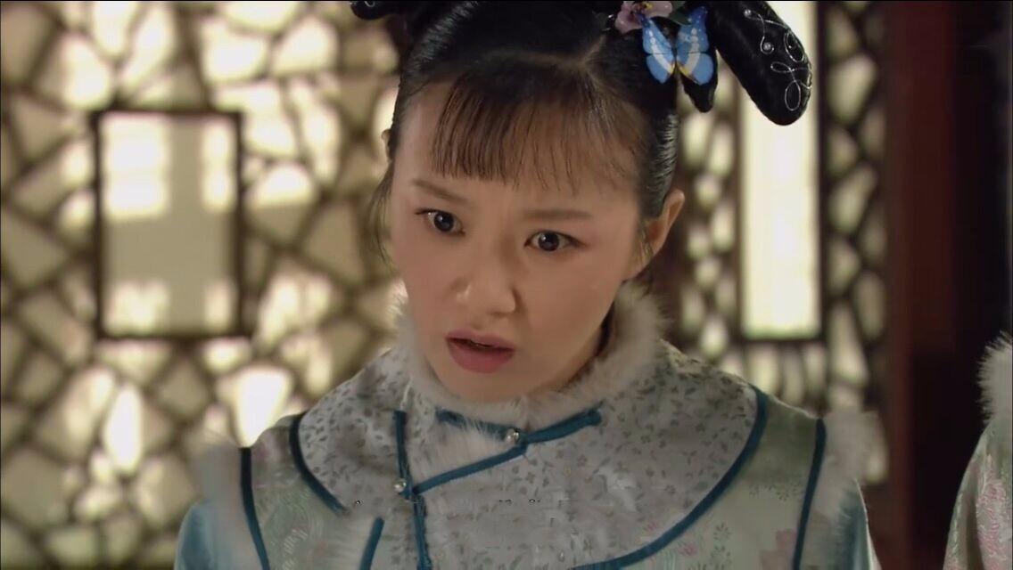 甄嬛传:难怪甄嬛回宫后从未提惨死的流朱,你看流朱知道啥秘密?